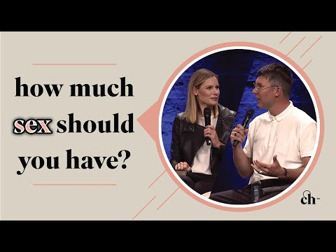 Pastors on how much SEX you should have.