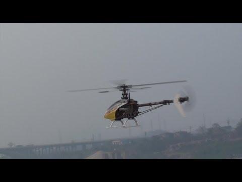 KDS 450QS Maiden Flight - UCsFctXdFnbeoKpLefdEloEQ