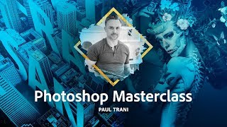 Photoshop Masterclass: Creating Visually Stunning Posters Using Text and Graphics