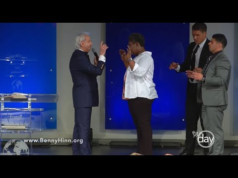 Standing on Holy Ground - A special sermon from Benny Hinn