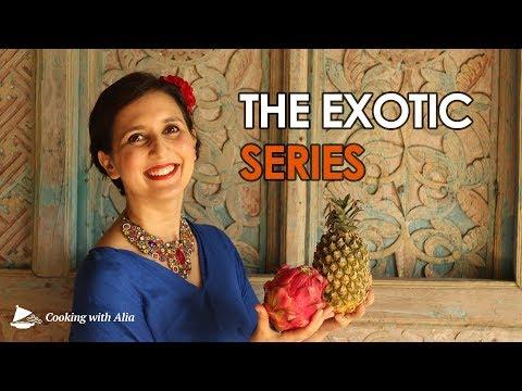 [EN] Easy Exotic Series / مأكولات إكزوتيك سهله - CookingWithAlia - UCB8yzUOYzM30kGjwc97_Fvw