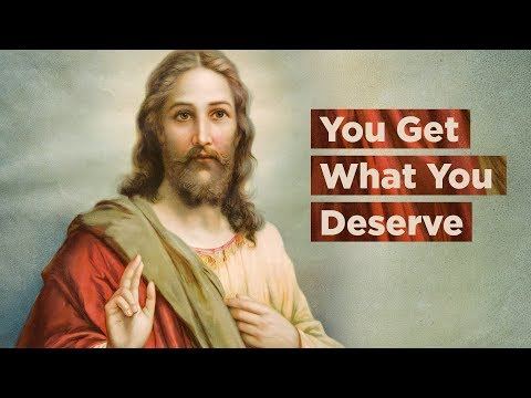 You Get What You Deserve (Easter 2019) - Things Jesus Never Said Part 3  Pastor Craig Groeschel