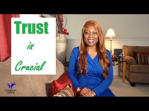 Trusting God...