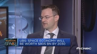 Space regulation in place already, analyst says | Squawk Box Europe