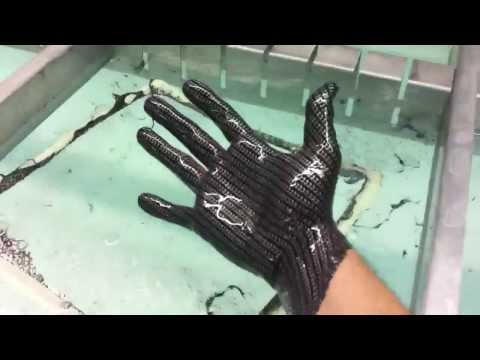 c7f634911dd Hydrographics- Dipping my hand in carbon fiber film- eptexcoatings.com