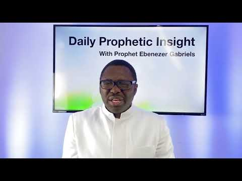 Flesh Will Fail Those Who Trust in Flesh - Jul 5, 2020, Prophetic Insights