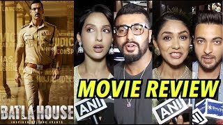 Batla House Movie REVIEW By BOLLYWOOD CELEBRITIES