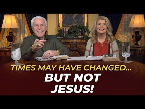 Boardroom Chat: Times May Have ChangedBut Not Jesus!  Jesse & Cathy Duplantis