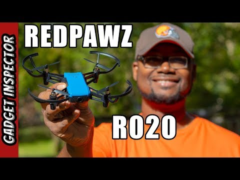 RedPawz R020 Blast Drone Review and Flight Test | Look Familiar? - UCMFvn0Rcm5H7B2SGnt5biQw