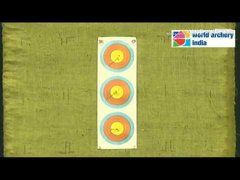 Atanu Das vs Amit Yadav - RM Final | Indian Open Indoor Archery Tournament - 2018