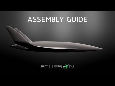 "Fast 3D printed FPV plane assembly guide - EGW-80 ""The Graywing"" - UC8sONSTCCh2_B_0rohtLqng"