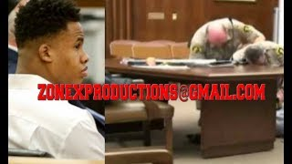 BREAKING NEWS Tay K GOES CRAZY in court after SENTENCED 30 YRS Prison!