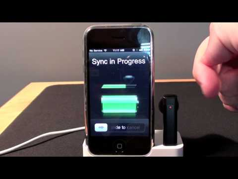 Apple Bluetooth Headset and the iPhone 4 - UCmY3dSr-0TOkJqy0btd2AJg