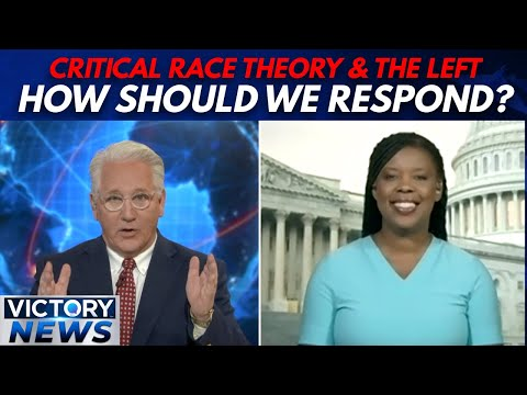Victory News: Responding to Critical Race Theory & The Left with Star Parker