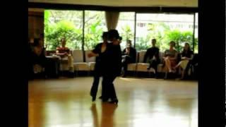 Student and Teachers Cha Cha Dance