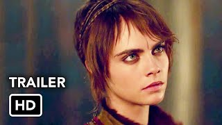 Carnival Row Trailer (HD) Cara Delevingne, Orlando Bloom Amazon fantasy series