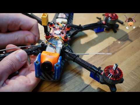 Revolution 5.5 freestyle quadcopter build - UCPdWsgm9dZkuoxE62SnFz4w