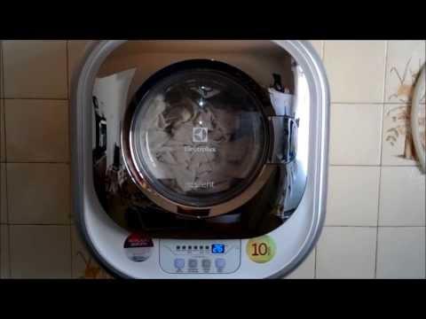 Lavadora Electrolux Mini Silent 3 kg (LFE03) - Lavando Cortinas - UCXIyz409s7bNWVcM-vjfdVA