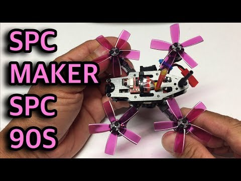 SPC MAKER SPC 90S 90mm Brushless FPV Racer - UC9l2p3EeqAQxO0e-NaZPCpA