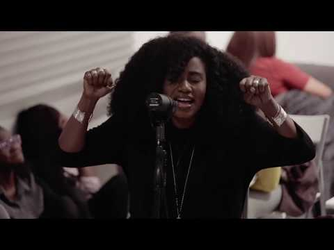 TY Bello-  HOLYGHOST :FIRE IN MY SOUL (Spontaneous Song)