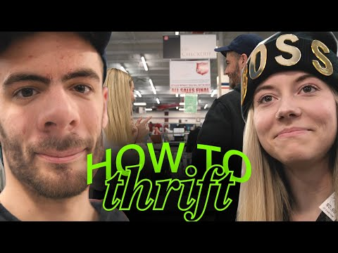 HOW TO THRIFT  Elevation Youth