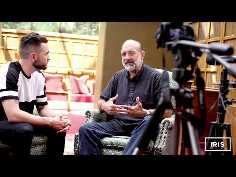Lou Engle - Interview at Iris Nashville 2016
