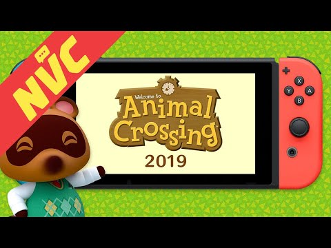 Animal Crossing Is Coming to Switch and We Are STOKED- NVC Highlight - UCKy1dAqELo0zrOtPkf0eTMw