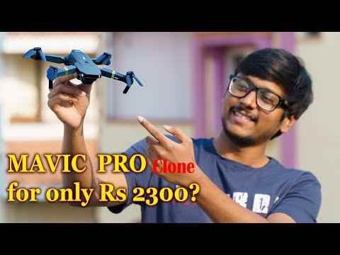 DJI Mavic Pro Clone!! Eachine E58 Drone Review & Flight Test - UCUMVRo_qY2RKrEweB9rCv6g