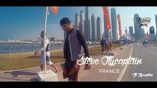 Steve Flycaptain |#8 Pro | Coupe du monde de Flyboard X Dubai 2015