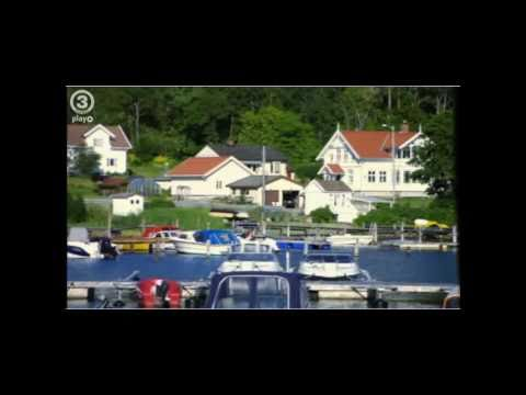 MTI boat driving with Dag Høili and Elling Wirum on Norges Rike on TV3