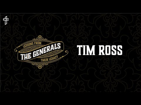 Remember My Name // The Generals // Tim Ross