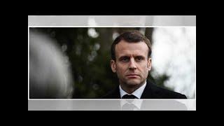 """Emmanuel Macron: cet ancien camarade d'école qui promet de le """"mettre à nu""""20/2/2019"""