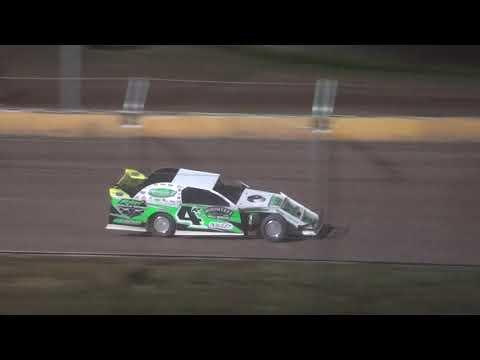 USMTS Mod Feature - Cedar Lake Speedway 06/18/2021 - dirt track racing video image