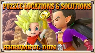 Dragon Quest Builders 2 All Puzzles Mini Medal Locations and Solutions (Khrumbul-Dun)
