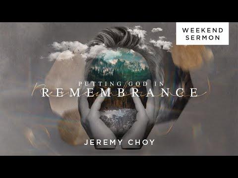 Jeremy Choy: Putting God in Remembrance (Japanese Interpretation)