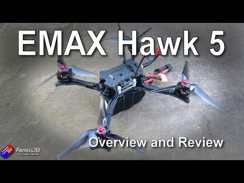 EMAX Hawk 5 FPV Quad - UCp1vASX-fg959vRc1xowqpw