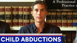 Sean Goldman marks anniversary of law to help fight international child abductions