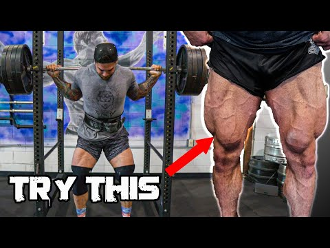 How to get a huge squat and BIG legs (Top exercises for squats) - UC5urhJdt1xFQKrYSTjudf7A