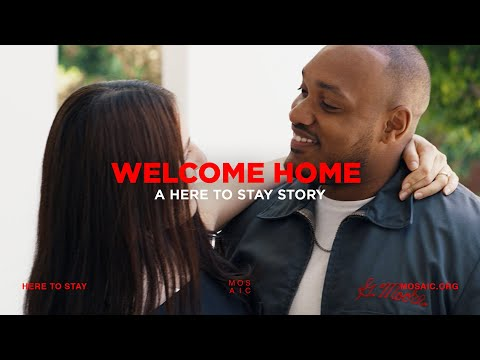WELCOME HOME  Dom + Ailecia - A Here To Stay Story