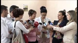 TV Ora News per programin e votuesve per here te pare - vizita e ambasadores gjermane