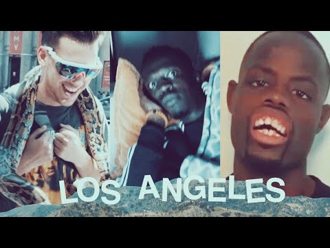 Los Angeles Vlog  Elevation Youth
