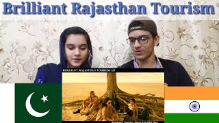 Brilliant Rajasthan Tourism Ad |Pakistani Reaction|