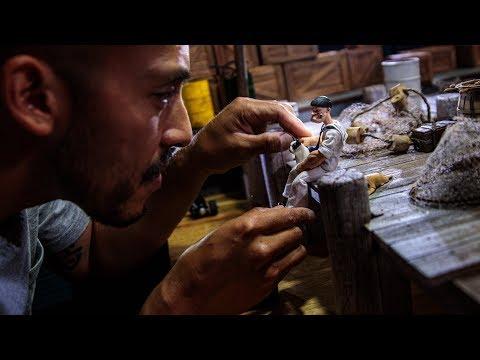Toy Photography with Miniature Sets and Dioramas - UCiDJtJKMICpb9B1qf7qjEOA