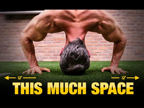 Bodyweight Workout for Tight Spaces (UPPER & LOWER BODY!) - UCe0TLA0EsQbE-MjuHXevj2A