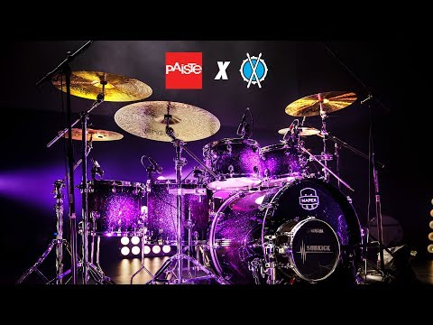 Paiste Cymbals!!! The Backstory // Drum Vlog