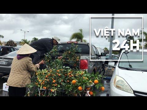 Việt Nam 24 giờ 4/2/2019: Đi chợ 30 Tết ở Little Saigon