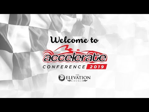 Accelerate Conference Worship Experience  Thanksgiving Service