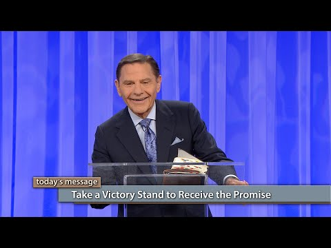 Take a Victory Stand to Receive the Promise
