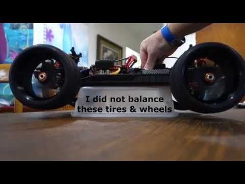 """Sweep Racing """"Road Crusher"""" Belted Monster Truck Tires - DHK Maximus (No Ballooning!) - UCRHfOtSeKh8oehv-hSzj1Lw"""