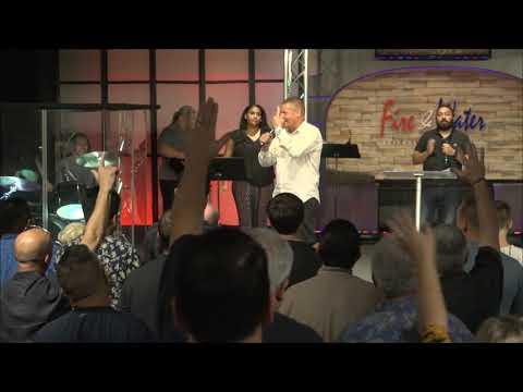 Baptism Night! (08-03-2019)
